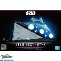 Star Wars bouwpakket Star Destroyer 1/5000 schaal (lightning Model )
