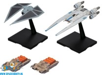 Star Wars bouwpakket U-Wing & Tie Striker