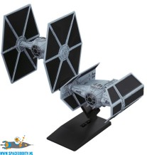 Star Wars bouwpakket vehicle model 007 Tie Advanced X1 & Fighter set