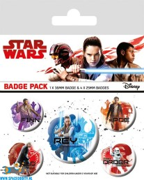 Star Wars button set Icons