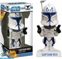Star Wars Captain Rex wacky wobbler figuur