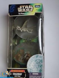 Star Wars Complete Galaxy Yoda (POTF)
