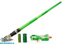 Star Wars Electronic Lightsaber Bladebuilders blast-tech