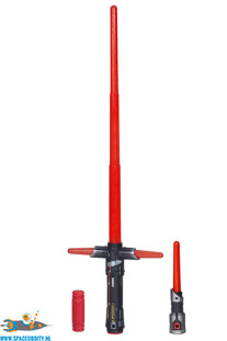 Star Wars Electronic Lightsaber Bladebuilders Kylo Ren