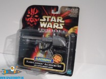 Star Wars Episode 1 Flash Cannon Accessory Set