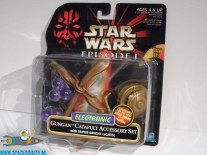 Star Wars Episode 1 Gungan Catapult Accessory Set