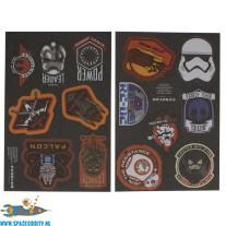 Star Wars Episode 8 strijkemblemen