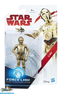​Star Wars Force Link actiefiguur C-3PO