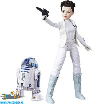 Star Wars Forces of Destiny Princess Leia Organa & R2-D2 poppen