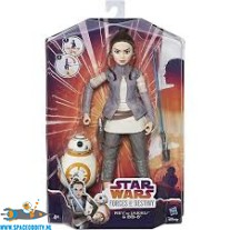 Star Wars Forces of Destiny Rey & BB-8 poppen