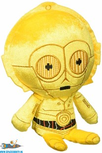 Star Wars Galactic Plushies ; C-3PO