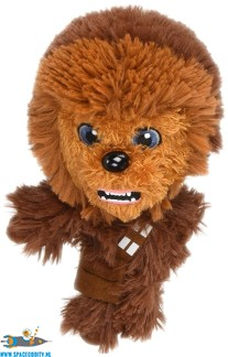 Star Wars Galactic Plushies ; Chewbacca