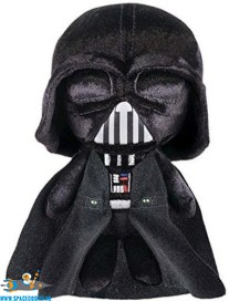 Star Wars Galactic Plushies ; Darth Vader
