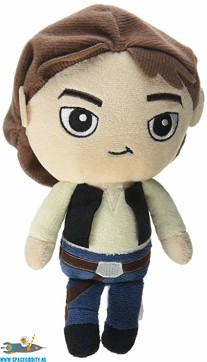 Star Wars Galactic Plushies ; Han Solo