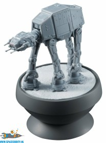 ​Star Wars Gashapla Q mini bouwpakket AT-AT