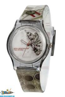 Star Wars Horloge Millenium Falcon Quartz