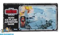Star Wars Hoth Ice Planet Adventure Game & exclusieve Luke Skywalker actiefiguur