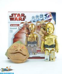 Star Wars Kubrick C-3PO & Salacious Crumb