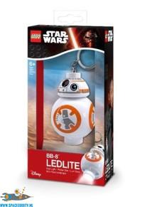 Star Wars Lego BB-8 sleutelhanger met lichtje