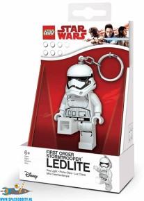Star Wars Lego First Order Stormtrooper sleutelhanger met lichtje