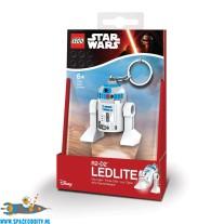 Star Wars Lego R2-D2 sleutelhanger met lichtje