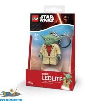 Star Wars Lego Yoda sleutelhanger met lichtje