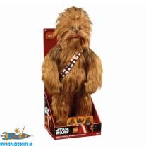 Star Wars pluche mega poseable roaring Chewbacca 61 cm