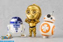 Star Wars Q-Droid gashapon set van 3