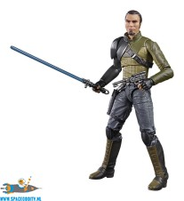 Star Wars Rebels The Black Series actiefiguur Kanan Jarrus