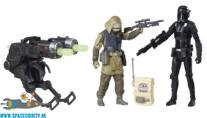 Star Wars Rogue One actiefiguren Rebel Commando Pao & Imperial Death Trooper