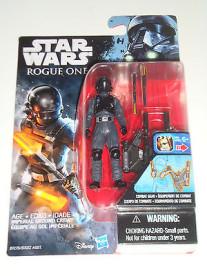 Star Wars Rogue One actiefiguur Imperial Crew Member