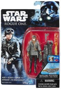 Star Wars Rogue One actiefiguur Sergeant Jyn Erso (Eadu)