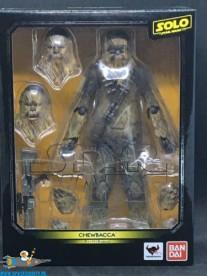 Star Wars S.H.Figuarts Chewbacca (Solo) actiefiguur
