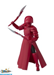 Star Wars S.H.Figuarts Elite Praetorian Guard with double blade