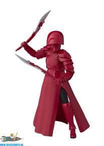 Star Wars S.H.Figuarts Elite Praetorian Guard with double blade