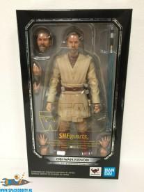 Star Wars S.H.Figuarts Obi-Wan Kenobi ( Revenge of the Sith ) actiefiguur