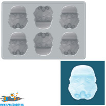 Star Wars silicone ice tray Stormtrooper