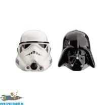 Star Wars Stormtrooper & Darth Vader peper en zoutstel
