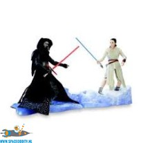 ​Star Wars The Black Series actiefiguren Kylo Ren & Rey (Starkiller Base)