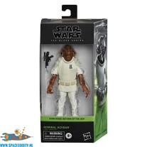 Star Wars The Black Series actiefiguur Admiral Ackbar