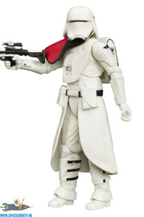 Star Wars The Black Series actiefiguur First Order Snowtrooper Officer