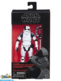 Star Wars The Black Series actiefiguur First Order Stormtrooper Executioner 15 cm
