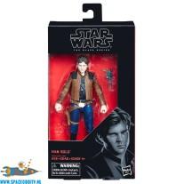 Star Wars The Black Series actiefiguur Han Solo