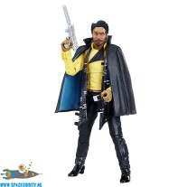 Star Wars The Black Series actiefiguur Lando Calrissian (Solo) 15 cm