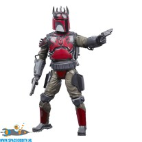 Star Wars The Black Series actiefiguur Mandalorian Super Commando