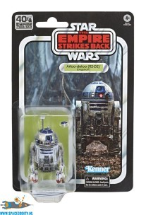Star Wars The Black Series actiefiguur R2-D2 (Dagobah) ( 40th anniversary )