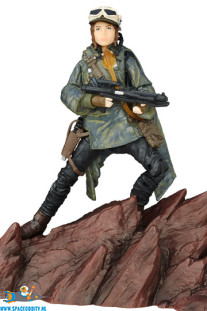 ​Star Wars The Black Series exclusive actiefiguur Jyn Erso