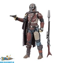 Star Wars The Black Series Mandalorian actiefiguur The Mandalorian