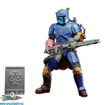 Star Wars The Mandalorian Credit Collection actiefiguur Heavy Infantry Mandalorian
