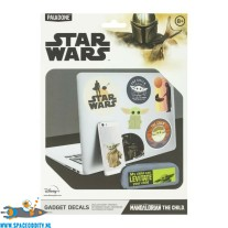 Star Wars The Mandalorian: The Child gadget decals / stickers